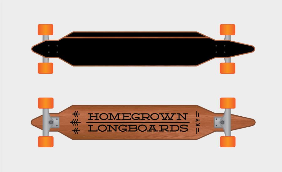longboard_vector