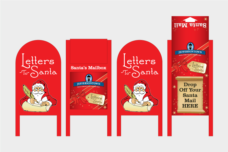 Letters To Santa | Casey Cooke Design