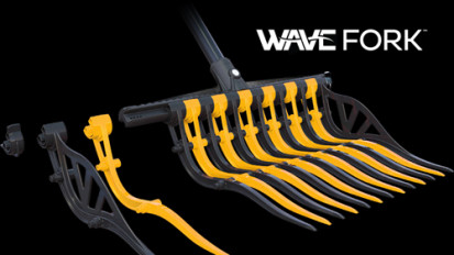 Signature Wave Fork